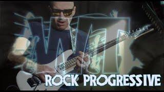Rock Progressive (Ebm) - Conspiración - Pista Para Guitarra