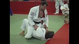 PEDRO SAUER | Mount and Knee on Belly Escape (Using MONKEY PAW!)