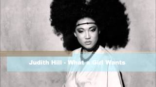 Judith Hill - What A Girl Wants (Audio)