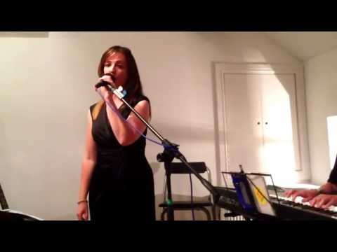 Julie McNicholls accompanied by John Sylvester at the Victoria, Borth: Make You Feel My Love