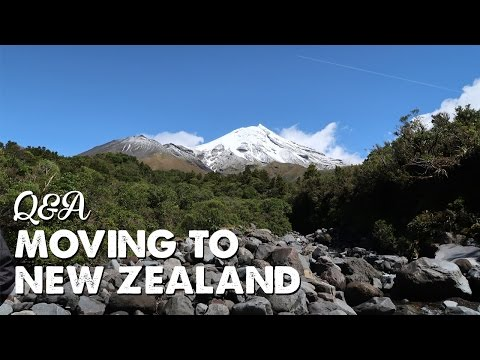 Moving to New Zealand Q&A 5 | A Thousand Words