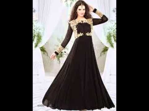 Party Wear Frocks For Teenagers - YouTube
