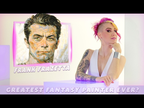 Greater Creators Episode | Frank Frazetta
