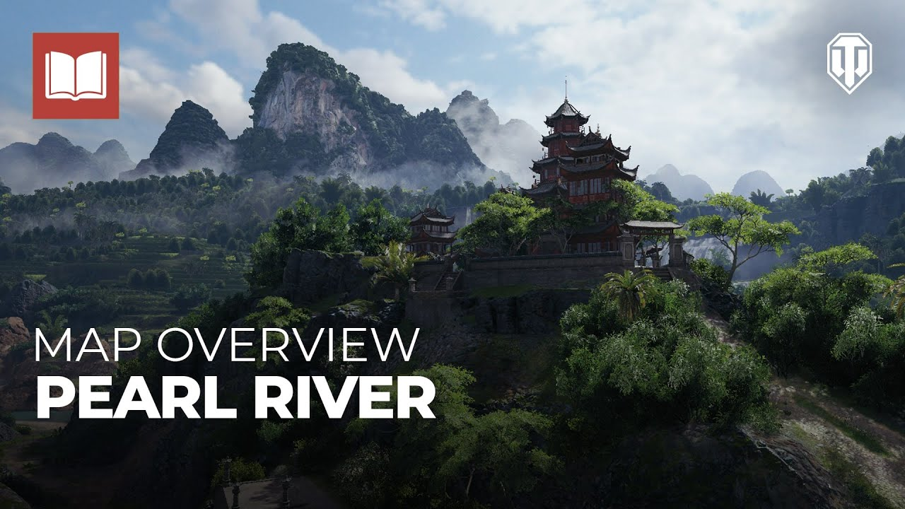 Map Overview: Pearl River
