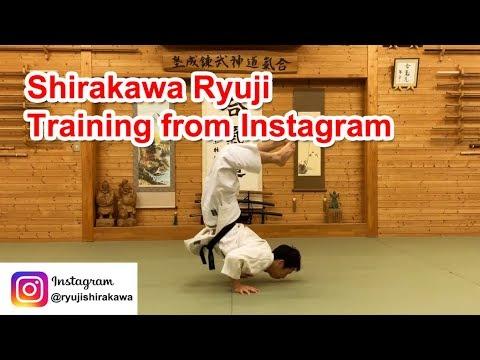 【Aikido instructor 】Shirakawa Ryuji - Training from Instagram