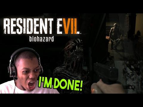 FINAL EPISODE! I'M LEAVING THE FAMILY! | [Resident Evil 7] [Part 3]