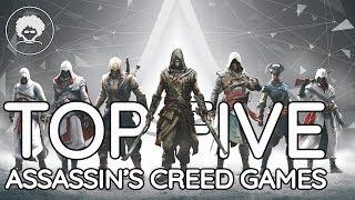 Top Five Best Assassin