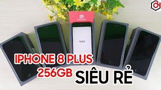 iPhone 8 Plus 256GB Công Ty VN/A 'RẺ HƠN' bản 64GB xách tay?