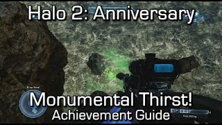 Halo 2 Anniversary - Remnant BLAST Soda Can Location - Monumental Thirst! Achievement Guide