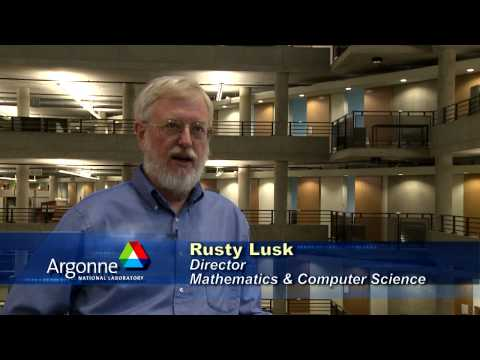 Argonne National Lab - Theory and Computing Sciences, Accelerating Scientific Discovery