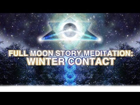 Full Moon Story Meditation: Winter Contact