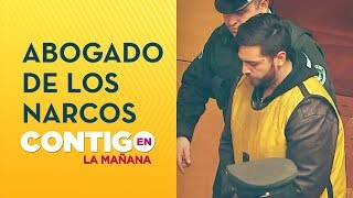 Abogado de los narcos tomaría la defensa de Felipe Rojas - Contigo en La Mañana