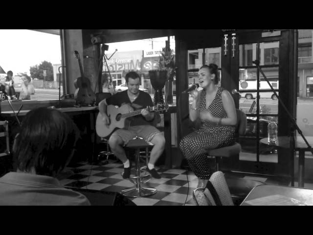 Young Blood - Cover by Melanie Wason and Harley Costello