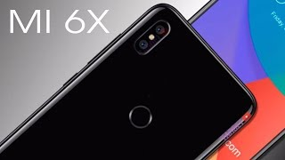 Xiaomi Mi6X lộ diện: hậu duệ của Mi5X...