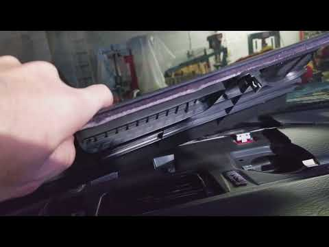 2003 Dodge Ram Dash Removal And Installation