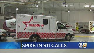 North Texas Emergency Rooms See Spike In Flu Patients