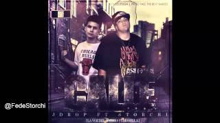 J.Drop Ft Fede Storchi - Asi es la Calle [Reggaeton 2012]