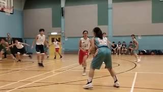 Publication Date: 2019-10-02 | Video Title: 康文盃籃球錦標賽女子少青組賽事:李賢堯 VS Arouse