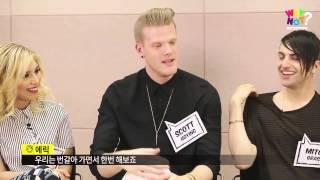 Repeat youtube video 펜타토닉스(Pentatonix) - 에릭남(Eric Nam) 고음대결