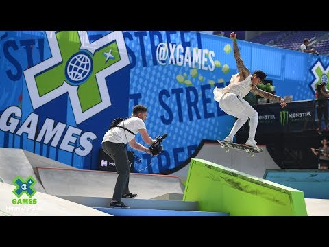 HIGHLIGHTS: Skateboard Street Best Trick | X Games Minneapolis 2019