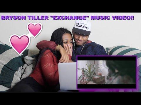"Couple Reacts : Bryson Tiller ""Exchange"" Music Video Reaction!!"