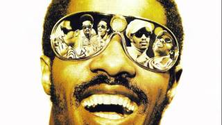 "STEVIE WONDER feat Q-TIP  ""So What The Fuss"""