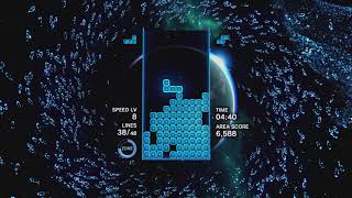 Tetris Effect On The PS5 - 4K 60fps
