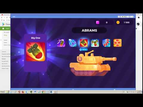 Tank Stars ANDROID APP Game Review and Tutorial thumbnail