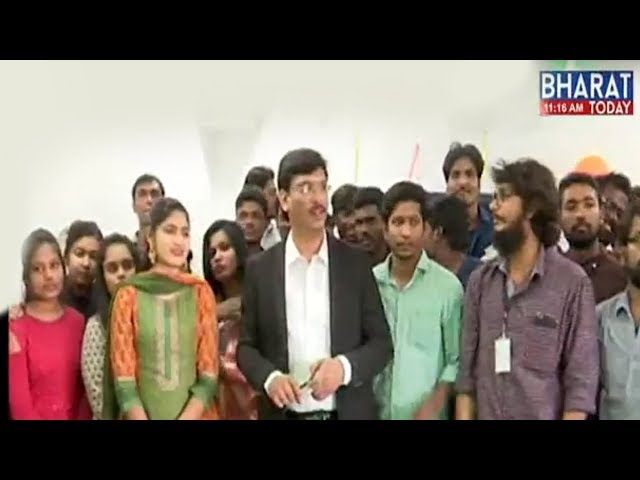 FTIH Won International Excellence Award 2018 || Bharat Today News Channel