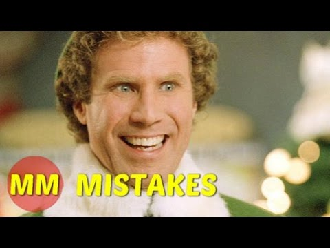 10 Amazing Movies MISTAKES You Won't Believe Elf Made |   Elf Goofs