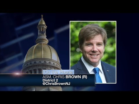 Asm. Brown Says Interview Comments About Christie-Norcross Deal Not What He Meant