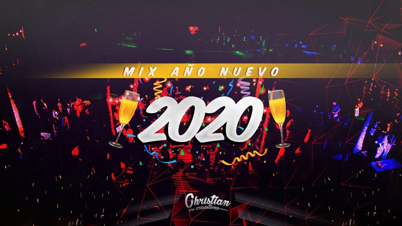 MIX AÑO NUEVO 2020 (Que tire pa lante, Tusa, Con altura, Vete, Fantasias, Whine Up)