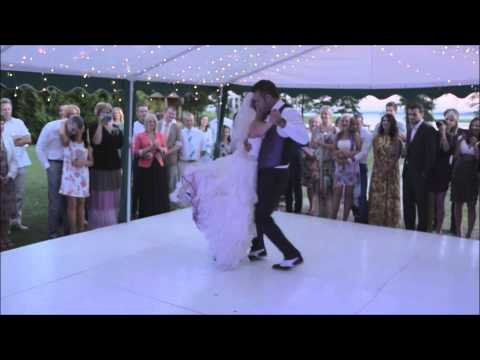Best wedding dance - Marta & Arturs - waltz, tango, salsa
