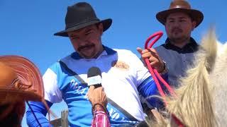 Pega de boi em Itaiçaba Professor Jesus Farias, Magnólia Vice prefeita de Itaiçaba e Aurélio