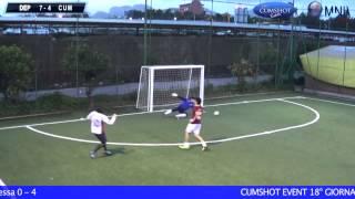 Serie A Omnia Event Deportivo Aperitivo VS Cumshot 18° Giornata Cumshot Event   Omnia Event