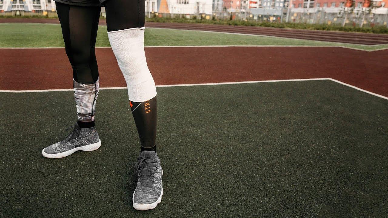 Что носить при боли в колене и как его обезопасить? Ортез, бандаж, суппорт или наколенник?