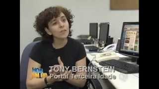 Baixar TV Record entrevista o Portal Terceira Idade - Idosos no mercado de trabalho (2012) (trecho)