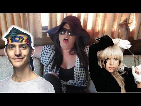 Why I Did It - Kaceytron vs. Ninja vs. Lady Gaga