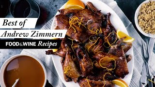 The Best of Andrew Zimmern | Food & Wine Recipes