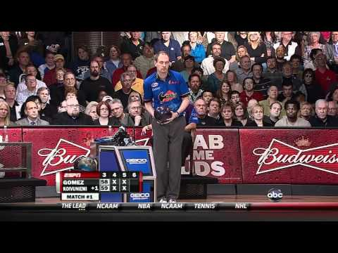 2010 - 2011 PBA Tournament of Champions in HD (Week 08) - Match 01