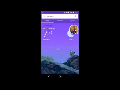 This is the New Google Weather Card, and It's Awesome