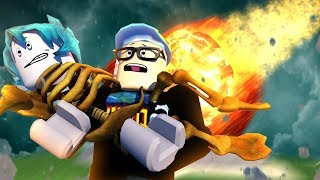 THIS METEOR IS VERY FAST | ROBLOX