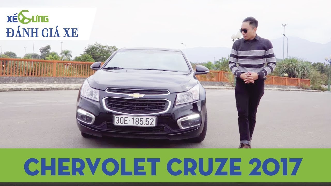 Đánh giá xe Chevrolet Cruze 2017 – có thực sự phù hợp đi trong đô thị? |4K|Xế Cưng|