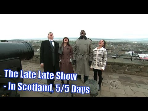 A Week In Scotland -  W/ Craig, Mila, Ariel, Rashida & MCD - 5/5 Days In Chronological Order [720p]