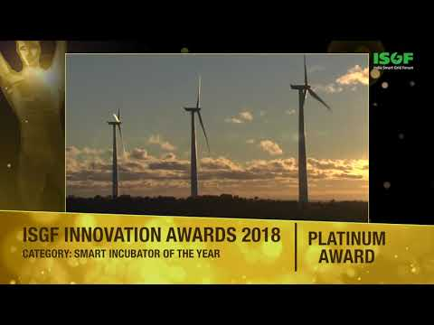 SIIC gets Platinum Award for Smart Incubator of the Year