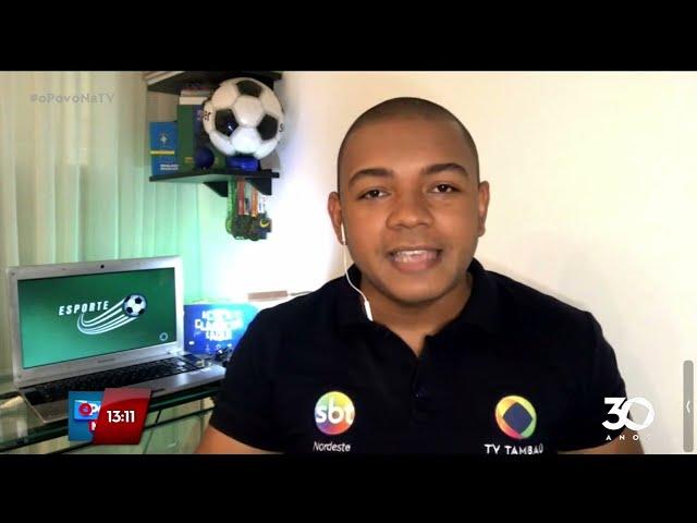 Hora de Esporte - 04 08 2021 - O Povo na TV