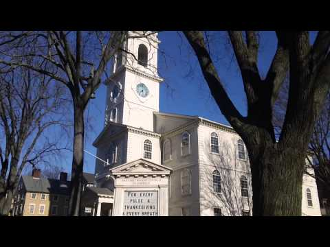 First Baptist Church in America Providence