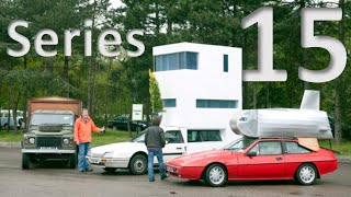 Top Gear - Funniest Moments from Series 15