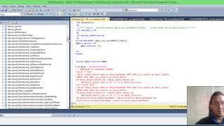 основы работы с SQL Server Management Studio