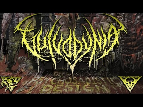 Vulvodynia - Grotesque Schizophrenia Feat. Martin Funderud of Kraanium [OFFICIAL HD AUDIO]